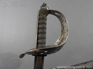 michaeldlong.com 12080 300x225 Scottish Field Officer's Sword Highland Light Infantry