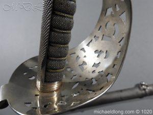 michaeldlong.com 12083 300x225 Scottish Field Officer's Sword Highland Light Infantry