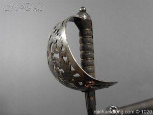 michaeldlong.com 12084 300x225 Scottish Field Officer's Sword Highland Light Infantry
