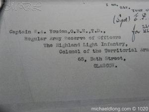 michaeldlong.com 12091 300x225 Scottish Field Officer's Sword Highland Light Infantry