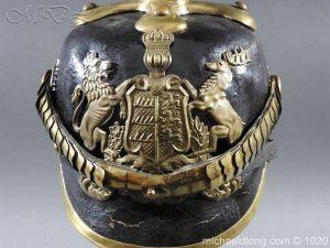 michaeldlong.com 12112 300x225 Imperial German Württemberg Officer Pickelhaube