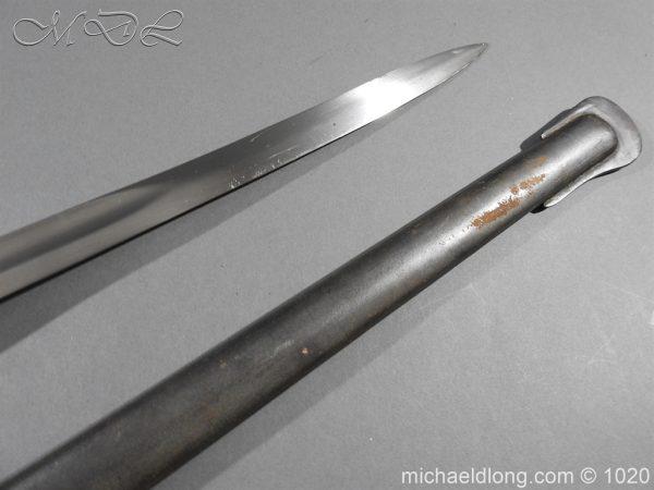 michaeldlong.com 12380 600x450 Brazilian Cavalry Trooper's Sword