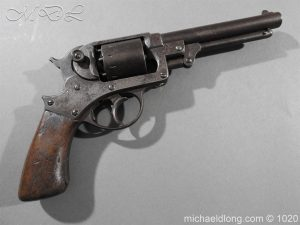 Starr Double Action Percussion Model 1858 Army Revolver