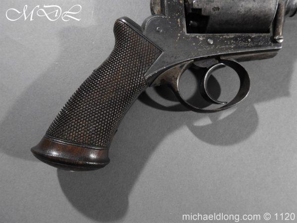 michaeldlong.com 13934 600x450 Deane Adams & Deane 1851 Revolver