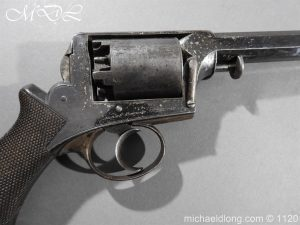 michaeldlong.com 13935 300x225 Deane Adams & Deane 1851 Revolver