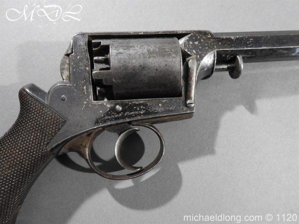 michaeldlong.com 13935 600x450 Deane Adams & Deane 1851 Revolver
