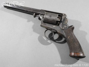 michaeldlong.com 13942 300x225 Deane Adams & Deane 1851 Revolver