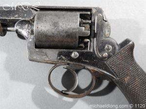 michaeldlong.com 13944 300x225 Deane Adams & Deane 1851 Revolver