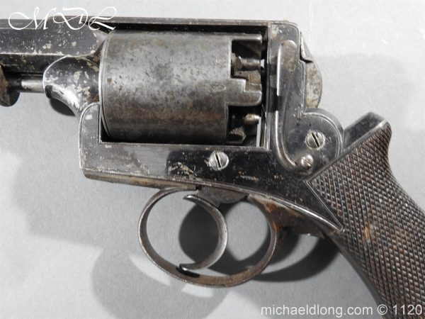 michaeldlong.com 13944 600x450 Deane Adams & Deane 1851 Revolver