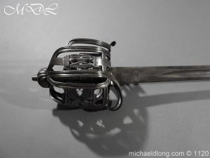 michaeldlong.com 14030 300x225 English Horseman Sword by Harvey