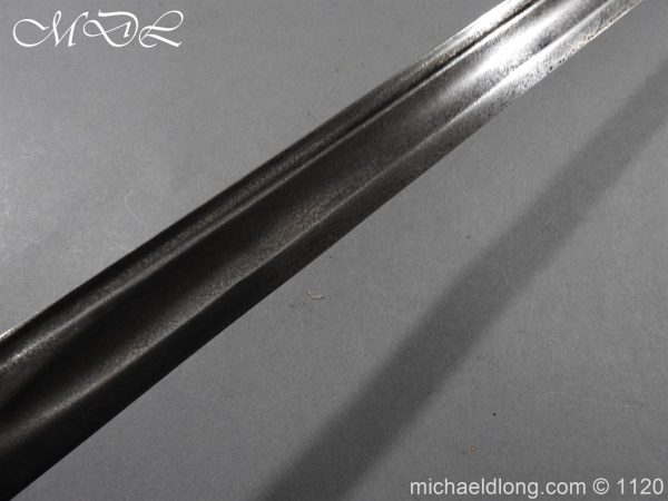 michaeldlong.com 14038 600x450 English Horseman Sword by Harvey