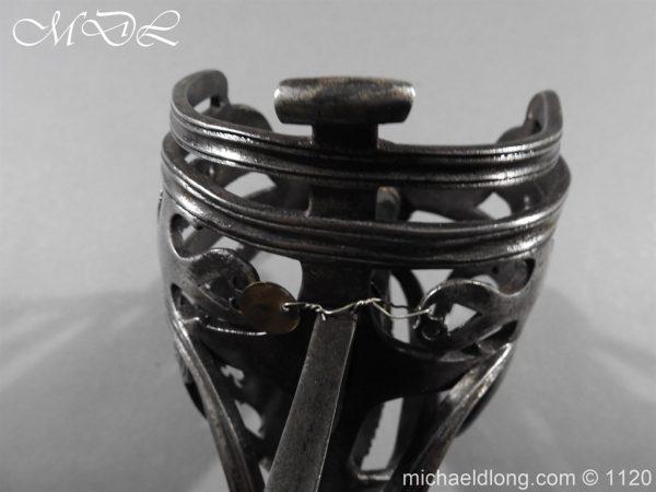 michaeldlong.com 14051 600x450 English Horseman Sword by Harvey