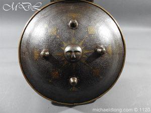 michaeldlong.com 14181 300x225 Persian Decorated Armour Mid 19th century