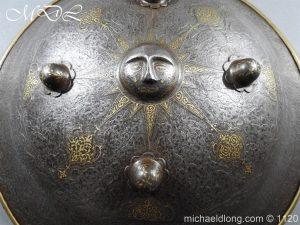 michaeldlong.com 14183 300x225 Persian Decorated Armour Mid 19th century
