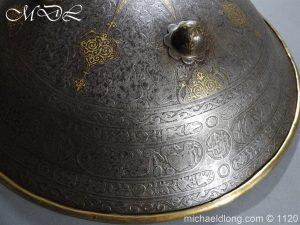 michaeldlong.com 14184 300x225 Persian Decorated Armour Mid 19th century