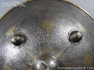 michaeldlong.com 14186 300x225 Persian Decorated Armour Mid 19th century