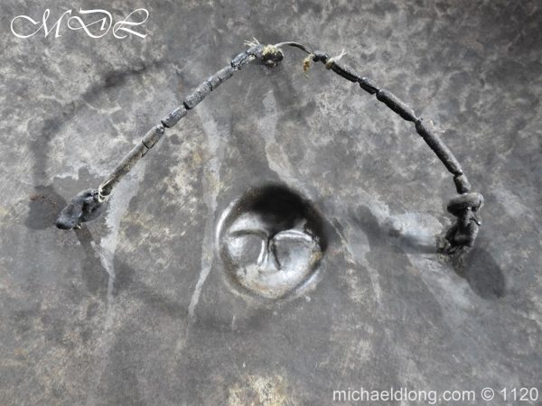 michaeldlong.com 14193 600x450 Persian Decorated Armour Mid 19th century