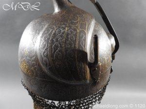 michaeldlong.com 14200 300x225 Persian Decorated Armour Mid 19th century