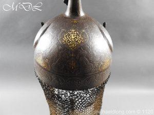 michaeldlong.com 14202 300x225 Persian Decorated Armour Mid 19th century