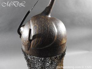 michaeldlong.com 14204 300x225 Persian Decorated Armour Mid 19th century