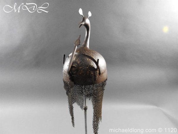 michaeldlong.com 14206 600x450 Persian Decorated Armour Mid 19th century
