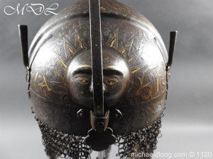 michaeldlong.com 14207 300x225 Persian Decorated Armour Mid 19th century