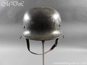 German Kriegsmarine Double Decal Helmet