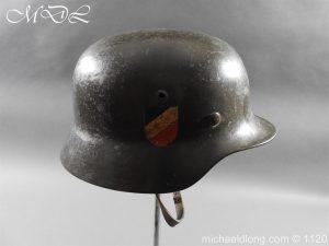 michaeldlong.com 14214 300x225 German Kriegsmarine Double Decal Helmet