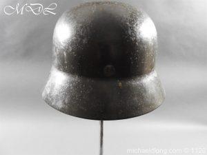michaeldlong.com 14217 300x225 German Kriegsmarine Double Decal Helmet