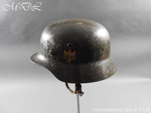michaeldlong.com 14219 300x225 German Kriegsmarine Double Decal Helmet