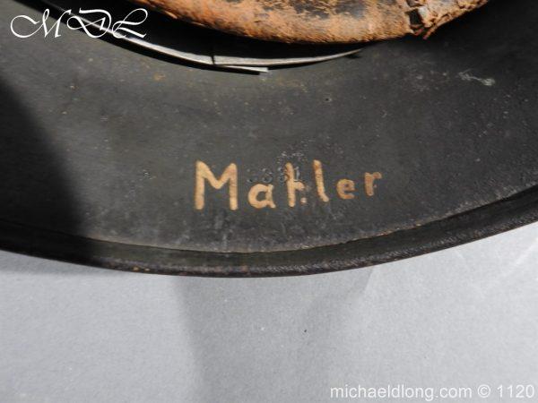 michaeldlong.com 14224 600x450 German Kriegsmarine Double Decal Helmet
