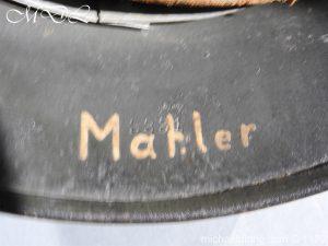 michaeldlong.com 14225 300x225 German Kriegsmarine Double Decal Helmet