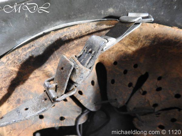 michaeldlong.com 14228 600x450 German Kriegsmarine Double Decal Helmet