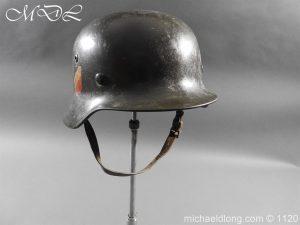 michaeldlong.com 14231 300x225 German Kriegsmarine Double Decal Helmet