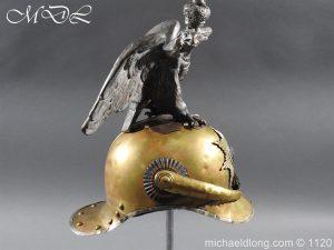 michaeldlong.com 14237 300x225 Imperial Russian Garde du Corps NCO Eagle Parade Helmet