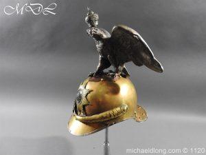 michaeldlong.com 14247 300x225 Imperial Russian Garde du Corps NCO Eagle Parade Helmet