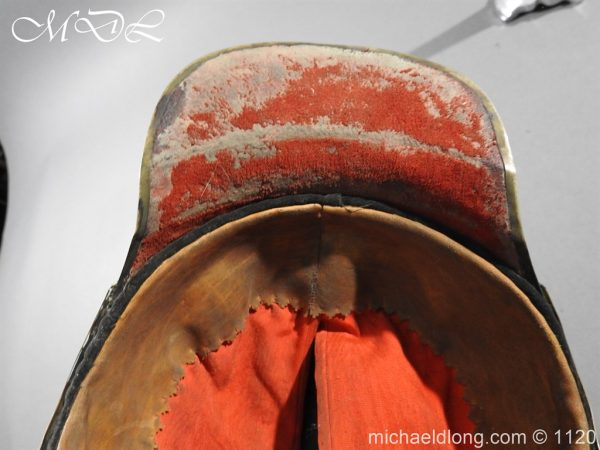 michaeldlong.com 14250 600x450 Imperial Russian Garde du Corps NCO Eagle Parade Helmet