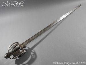 English Military 18th Dragoon Sword