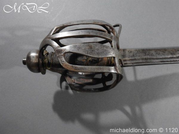 michaeldlong.com 14505 600x450 English Military 18th c Dragoon Sword