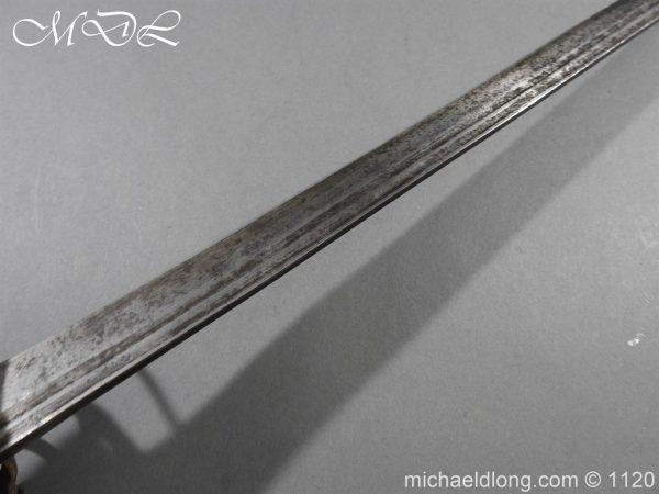 michaeldlong.com 14506 600x450 English Military 18th c Dragoon Sword