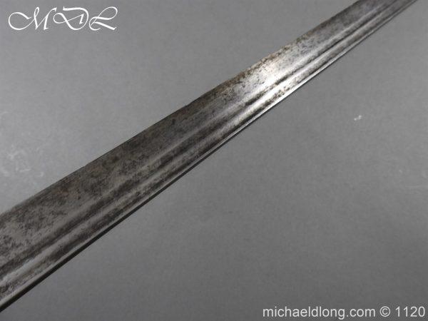 michaeldlong.com 14511 600x450 English Military 18th c Dragoon Sword