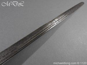 michaeldlong.com 14512 300x225 English Military 18th c Dragoon Sword