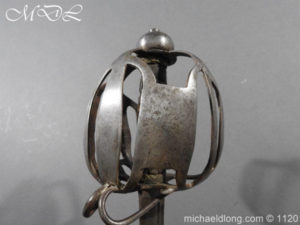 michaeldlong.com 14514 600x450 English Military 18th c Dragoon Sword