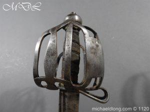 michaeldlong.com 14516 300x225 English Military 18th c Dragoon Sword