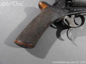 michaeldlong.com 14628 300x225 Tranter Patent 54 Bore Double Trigger Revolver