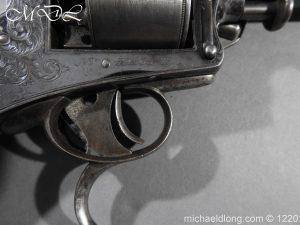 michaeldlong.com 14631 300x225 Tranter Patent 54 Bore Double Trigger Revolver