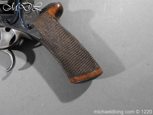 michaeldlong.com 14633 600x450 Tranter Patent 54 Bore Double Trigger Revolver