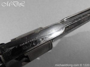 michaeldlong.com 14641 300x225 Tranter Patent 54 Bore Double Trigger Revolver