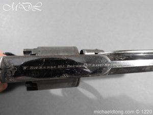 michaeldlong.com 14642 300x225 Tranter Patent 54 Bore Double Trigger Revolver