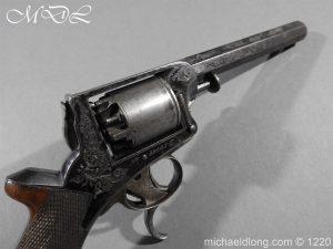 michaeldlong.com 14647 300x225 Tranter Patent 54 Bore Double Trigger Revolver